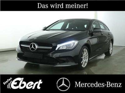 gebraucht Mercedes CLA250 Shooting Brake +URBAN+ COMAND+LED+SPIEGEL+PARK