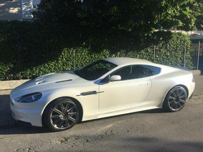 gebraucht Aston Martin DBS ** HANDSCHALTER ** ERSTLACK seltene Farbe