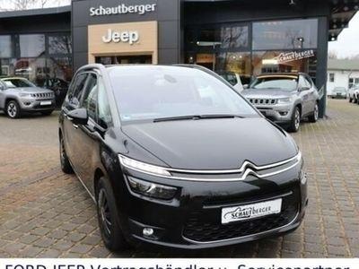 gebraucht Citroën Grand C4 Picasso Grand Picasso 8 Fach bereift, neue Inspek.