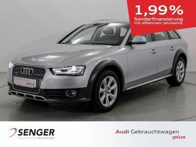 gebraucht Audi A4 Allroad 2.0 TDI Navi Xenon Anhängevorrichtung