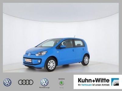 gebraucht VW up! 1.0 move *Sitzheizung*Einparkhilfe*4Türen*