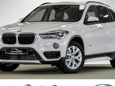 gebraucht BMW X1 xDrive20i Sport Line HiFi LED Led WLAN Navi a