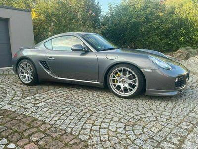 gebraucht Porsche Cayman 987 Schalter