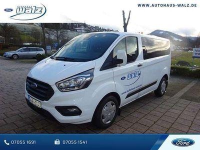gebraucht Ford Custom TransitKombi 2.0 EcoBlue 130PS 9-Sitzer
