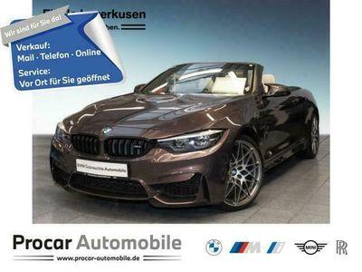 gebraucht BMW M4 Cabriolet (HeadUp Kurvenlicht Bluetooth Navi Klima)