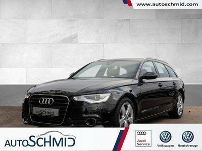 gebraucht Audi A6 Avant 2.0 TDI s-tronic S-line AHK Xenon