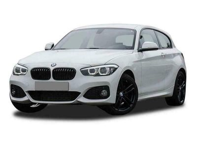 gebraucht BMW 120 120 d 3-Türer M-Sportpaket HiFi LED Tempomat USB