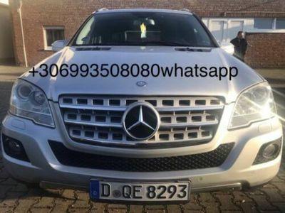 käytetty Mercedes ML350 CDI 4Matic 7G-TRONIC DPF/Leder/Xenon/l