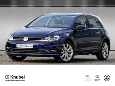 gebraucht VW Golf VII 1.4 TSI Highline DSG/LED/AHK/NAVI