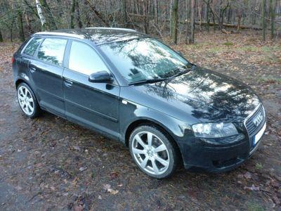 gebraucht Audi A3 Sportback 1.9 TDI 1.Hand-2 ZonenKlimaautom. als Kombi in Bad Liebenwerda