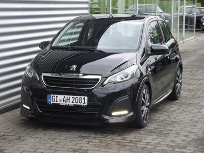 """gebraucht Peugeot 108 Active 82 3-Türer """"Musketier Sportumbau"""""""