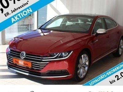 gebraucht VW Arteon Elegance 2.0 TDI SCR 4MOTION DSG