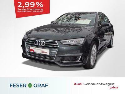 gebraucht Audi A4 Avant g-tron S-line S-tron. HeadUp/Matrix/ACC