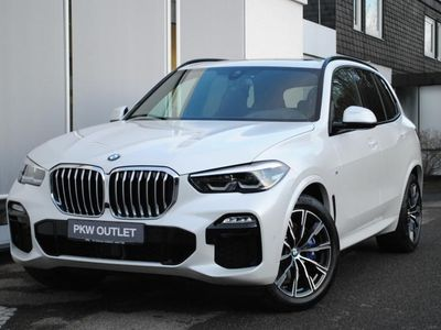gebraucht BMW X5 xDrive30d M Sportpaket Sport Aut. Panorama