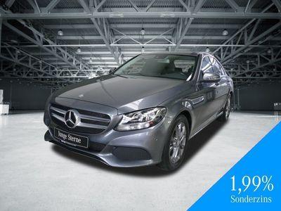 gebraucht Mercedes 220 CAvantgarde Kamera+PDC+SHZ+SpiegelP.