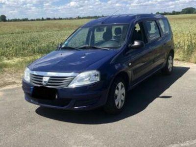 gebraucht Dacia Logan 1.6 Kombi, 87 PS (64 kW), 2007...