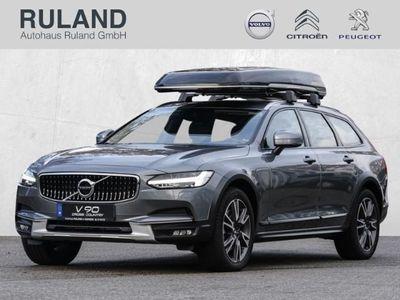 gebraucht Volvo V90 CC Pro Navi BLIS Sitzheizung Apple