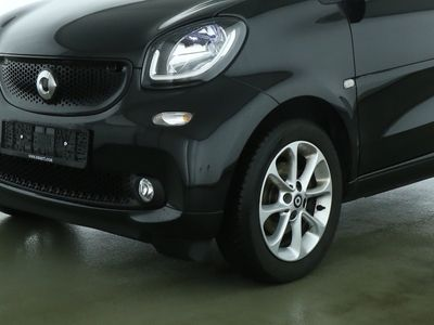 gebraucht Smart ForTwo Coupé 66 kW Passion Navi twinamic PanoDa DAB