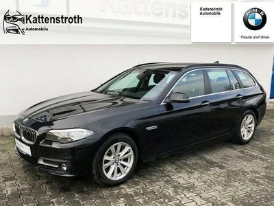 gebraucht BMW 530 d xDrive Touring Autom.*AHK*NaviProf.*HiFi
