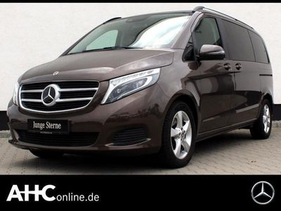 gebraucht Mercedes V250 d ED/K Liege Paket FUN Warmlufth. AHK 2,5t