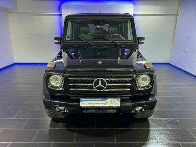 gebraucht Mercedes G320 CDI LANG AMG-20 NAVI AHK STNDHG CAM 6-SITZ