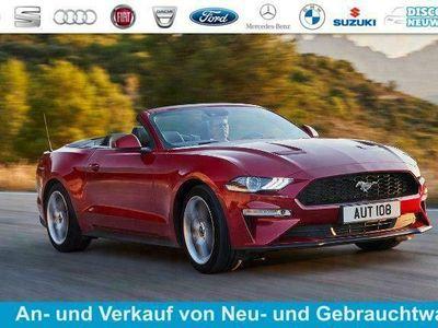 gebraucht Ford Mustang GT Cabriolet