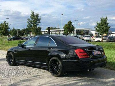 gebraucht Mercedes S600 S -Klasse Lim.S65 AMG Umbau V12 Biturbo