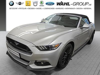gebraucht Ford Mustang GT Convertible 5.0 Premium-Paket II