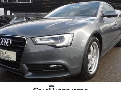 gebraucht Audi A5 Sportback TDI Xenon Einparkh. v+h AHK abnehmb