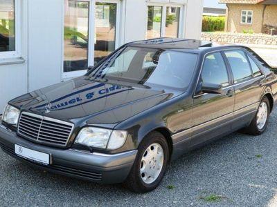 używany Mercedes 600 SEL W140 Modell 1995