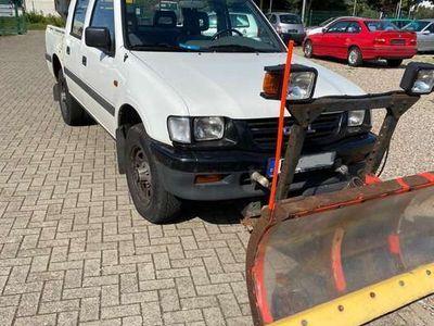gebraucht Opel Campo Pick Up 4x4 TDS Winterdienstauto