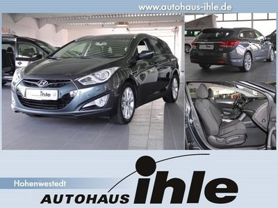 gebraucht Hyundai i40 1,7 CRDi Star Edition Einparkhi.+NAVI+Klima
