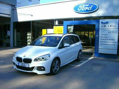 gebraucht BMW 220 2 Gran Tourer d M Sport; NAVI, Harm.Kard; LED