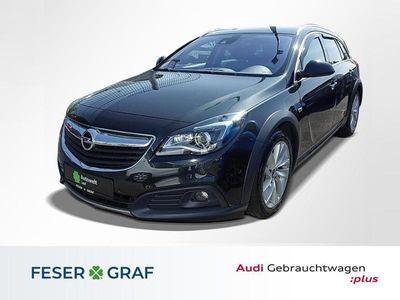 gebraucht Opel Insignia Country Tourer 2.0 CDTI ecoFlex Rückfah