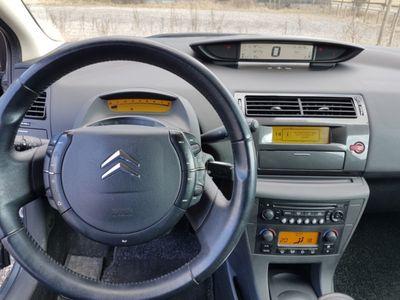 gebraucht Citroën C4 Coupe 1.6 16V Automatik VTR Plus