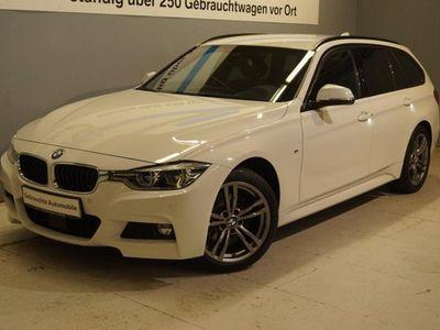 gebraucht BMW 320 d xDrive Touring M Sport Innovationsp. AHK