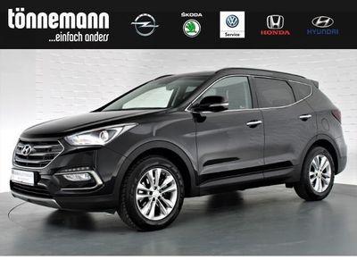 used Hyundai Santa Fe 2.2 Style CRDi 4WD Automatik, Leder, Parkpilot, Sitzheizung