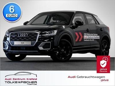 gebraucht Audi Q2 40 TFSI sport quat./S tronic Navi LED