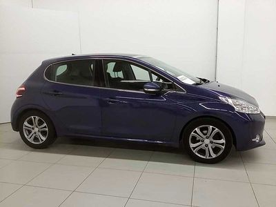 gebraucht Peugeot 208 e-HDi 115 Stop&Start Allure, Pano,Navi,SHZ,J