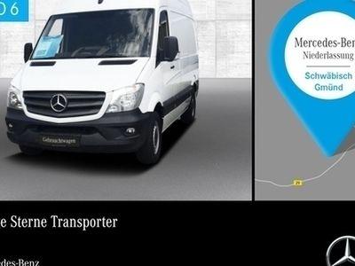 gebraucht Mercedes Sprinter 316 CDI KA Klima PTS Schwingsitz Audio 15