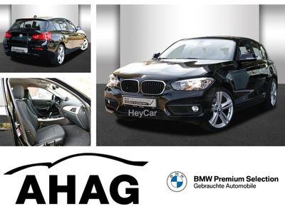 gebraucht BMW 120 i Advantage Aut.*PDC*Bluetooth*Tempomat*