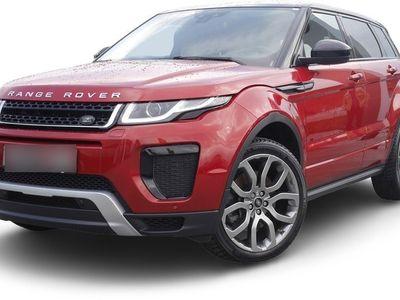 gebraucht Land Rover Range Rover evoque Range Rover Evoque 240 SD4 SE Dynamic StartStopp