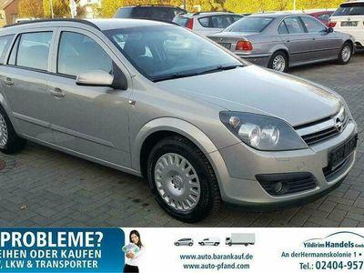 gebraucht Opel Astra MIT GASANLAGE,KLIMA,PDC,SCHECKHEFT