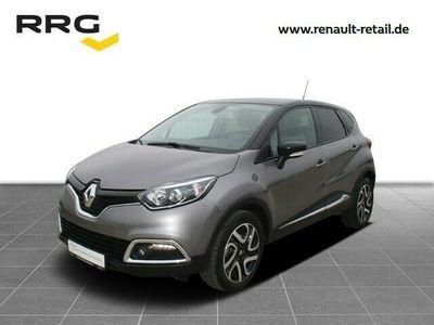 gebraucht Renault Captur 1.5 dCi 90 eco² EDC Intens Automatik