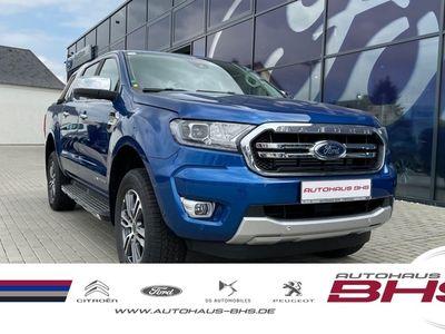gebraucht Ford Ranger Doka 2.0 EcoBlue 4x4 Limited