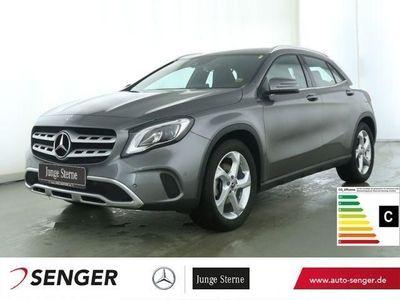 gebraucht Mercedes GLA250 Urban+Kamera+Navi+LED+PDC