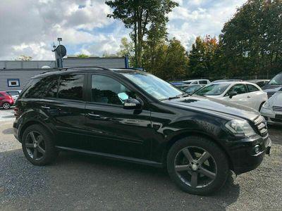 gebraucht Mercedes ML320 M -KlasseCDI Edition 10*Vollausstattung*