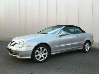 gebraucht Mercedes CLK200 K Aut. Elegance VOLLAUSSTATTUNG