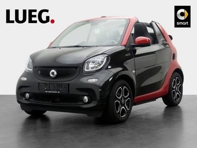 gebraucht Smart ForTwo Electric Drive cabrio 60 kW