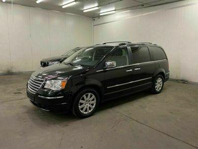 gebraucht Chrysler Grand Voyager Limited 2.8 CRD Autom.
